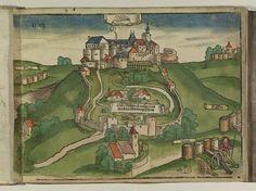 Artist: Unknown, Title: Bamberger Burgenbuch, Date: 1527, Page: 5