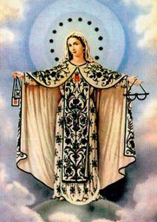 Palabras de Agua y Luz: Nuestra Señora de las Mercedes