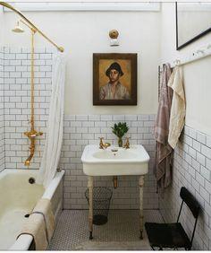 #vintage #bathroom