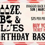 BBQ, Booze & Blues Uvaggio Wine Bar Birthday Bash: http://www.soflanights.com/?p=132689
