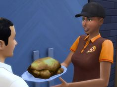 Food Delivery for your Sims! v1.1 - 2/19/2016 Update by simmythesim (Sims 4) Are your sims terrible cooks? FoodLlama provides two new services for your sims, Order Food and Order Gourmet Food. These...