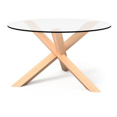 1x3 Puzzle Coffee Table - beech