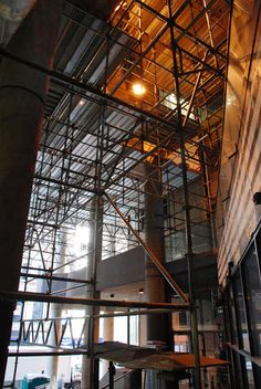 suspended ceiling scaffold - Google Search