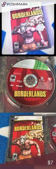 Selling this Borderlands Xbox 360 on Poshmark! My username is: icesis22. #shopmycloset #poshmark #fashion #shopping #style #forsale #Xbox 360 #Other