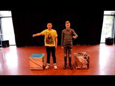 Jacky en Jarno drama spiegelen - YouTube