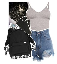 untitled #148 by xxsaraxtaraxx on Polyvore featuring polyvore fashion style BasicGrey NIKE AT&T clothing