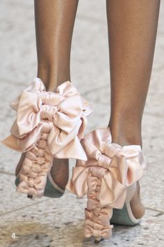 """-angelface: """" bow heels by alexis mabille """""""