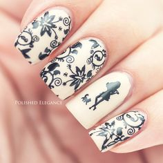 I find an excellent product on @BornPrettyStore, 1pc Nail Art Water DecaLs Transfer Sticker Go... at $1.33. http://www.bornprettystore.com/-p-6576.html