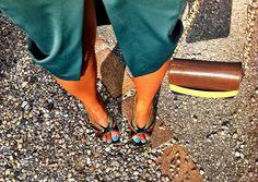 wearing prada Rubber Rain Boots, Prada, Booty, How To Wear, Shoes, Fashion, Moda, Swag, Zapatos