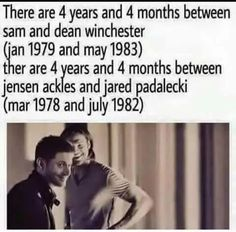 Literally one year for both of them.., they are one year off. And..this (on topic) is weird and awesome.
