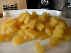 Cookin' with Super Pickle: Homemade Gummy Fruit Snacks with fruit puree