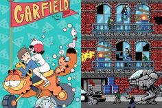 Studios Reveals Baltimore Comic-Con Exclusive Covers, Featuring The Garfieldcycle And RoboCop Mike Carey, Adventure Time Comics, Boom Studios, Jim Davis, 8 Bit, Coming Out, Baltimore, Cover, Book