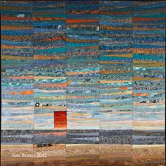 Love the quilts of Ann Brauer!