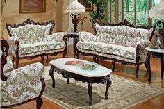 Victorian living room decor