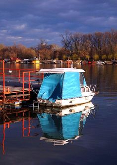 Sava river, Belgrade