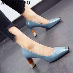Diligent Fedonas Comfortable Breathable Mesh Pumps Women New Classic High Heels Platform Style Summer Sandals Dress Basic Shoes Woman High Heels Heels