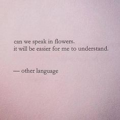 """geopsych: """" Nayyirah Waheed, in Other Language. """""""