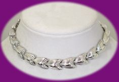Excited to share the latest addition to my #etsy shop: Statement Choker Art Deco Choker Silver Necklace Statement Jewelry Retro Choker Vintage Jewelry Costume Jewelry Brides Choker Wedding Choker https://etsy.me/2J7yEqu #weddings #jewelry #silver #weddingchoker #brides