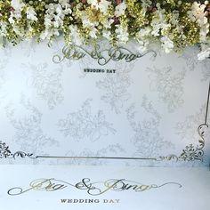 Wedding Props, Wedding Stage, Diy Wedding, Bridal Shower Decorations, Flower Decorations, Wedding Decorations, Paper Flower Backdrop, Paper Flowers, Wedding Flower Arrangements