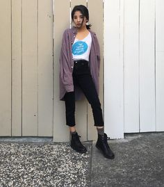 Zoe big shirt over any color shirt will work like this
