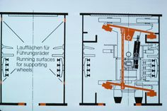 Siemens H-Bahn switching mechanism #retrotransportation  #advancedtransit
