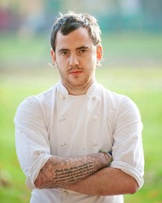 An Interview With Chef Tom Sellers - why he's opening his restaurant, Story, in London, what his food philosophy is, and who he most admires http://glam.co.uk/2013/02/an-interview-with-chef-tom-sellers/