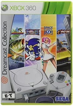 Dreamcast Collection  Xbox 360 >>> Click image for more details. Note:It is Affiliate Link to Amazon.