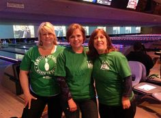 Markel bowls for Junior Achievement of Central Virginia! #JACV #BowlfortheGreen