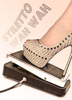 Stiletto Wah Wah