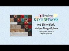 One Simple Block, Multiple Design Options