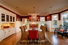 Classic Heritage Residence - Home Bunch - An Interior Design & Luxury Homes Blog