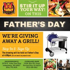 father's day dinner 2014