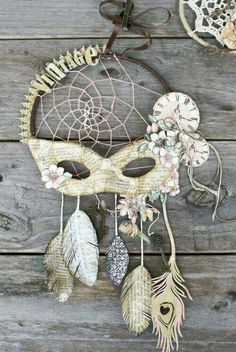 Different dream catcher