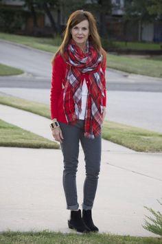 Fall Style Me Challenge - Week 2 - A Lovely Little Wardrobe