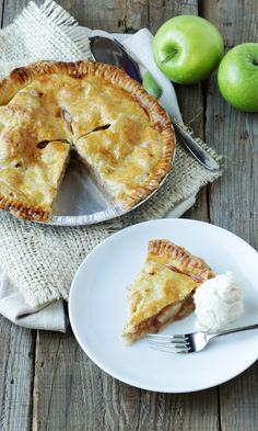 You can't go wrong with a classic Apple Pie this season!