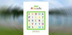 Bingo – abeceda