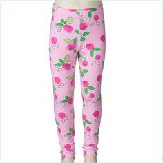 "JNY Leggings ""Lingonberry"" rosa - LolaKids"