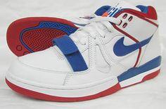 new arrival 15394 c4254 Nike Air Alpha Force II Charles Barkley Charles Barkley Sneakers, Tenis  Basketball, Classic Sneakers