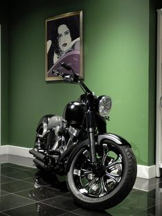 Interview with Charlie Stockwell: Head Designer at Warr's Harley-Davidson - Luxury Topping Harley Davidson, Luxury, Design