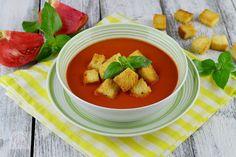Sos de rosii pentru paste si pizza - CAIETUL CU RETETE Supe, Thai Red Curry, Avocado, Bread, Ethnic Recipes, Diy, Food, Do It Yourself, Meal