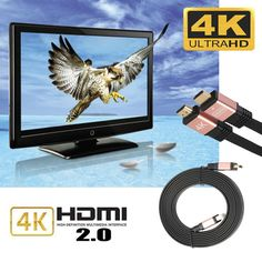1/1. 8/3/5/10 m ultra high speed hdmi cable hdmi v2.0 cable para hdtv ps4 led lcd 2160 p 4 k 18 gbps