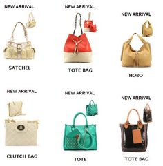 which style bag is your favorite?