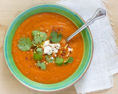 Roasted Tomato Bisque by Linda Wagner
