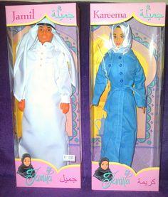 Muslim dolls. Need !