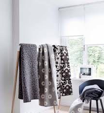 Klippan woollen blankets More nice and warm blankets: www.nl www. Tweed, Warm Blankets, Soft Colors, Wool Blanket, Wardrobe Rack, Pure Products, Interior, Inspiration, Furniture