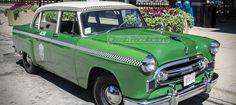1957 Checker Cab