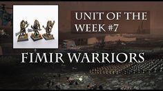 Total War: WARHAMMER - Unit of the Week 7 - Fimir Warriors