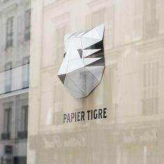 DIY // Free printable > Le Trophée tigre | Papier Tigre