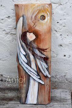 Angel Wings Drawing, Wood Angel, Angel Artwork, Pallet Wall Art, Maila, Principles Of Art, Renaissance Art, Learn To Paint, Art Oil