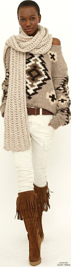 Finally...A beautiful Black woman on Pinterest w amazing fashions for fall 2015